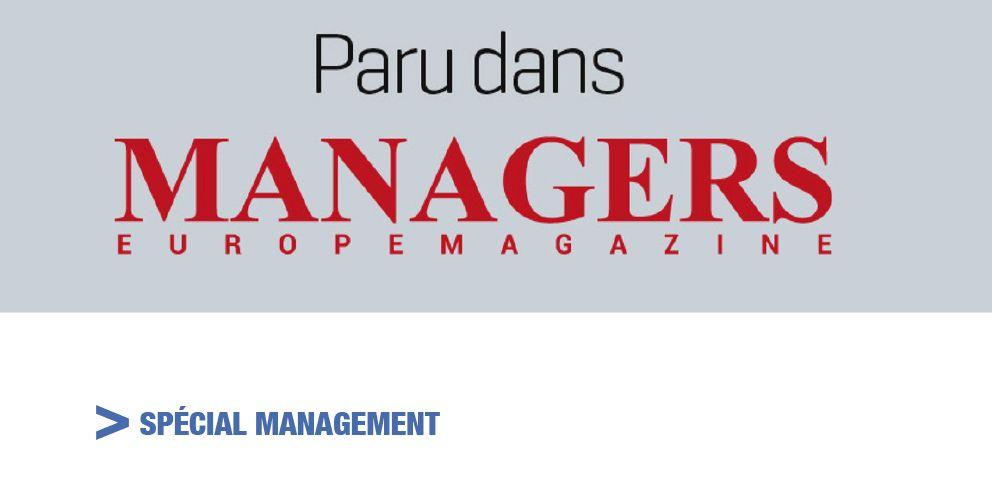 RHC² dans Managers Europe Magazine